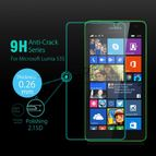 Microsoft Nokia Lumia 535 Tempered Glass Screen Protector