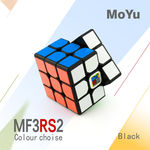 MoFang JiaoShi MF3RS2 3x3 Black