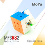 MoFang JiaoShi MF3RS2 3x3 Stickerless