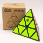 YuXin Little Magic Pyraminx Black
