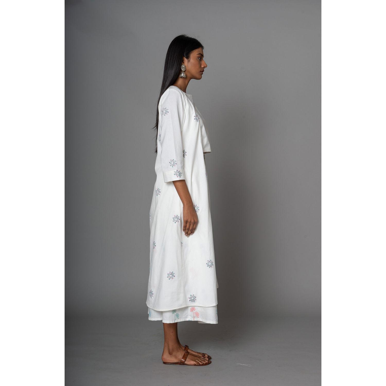 3ae4ad32c96ed Banthi-Crop Top with Skirt   Jacket
