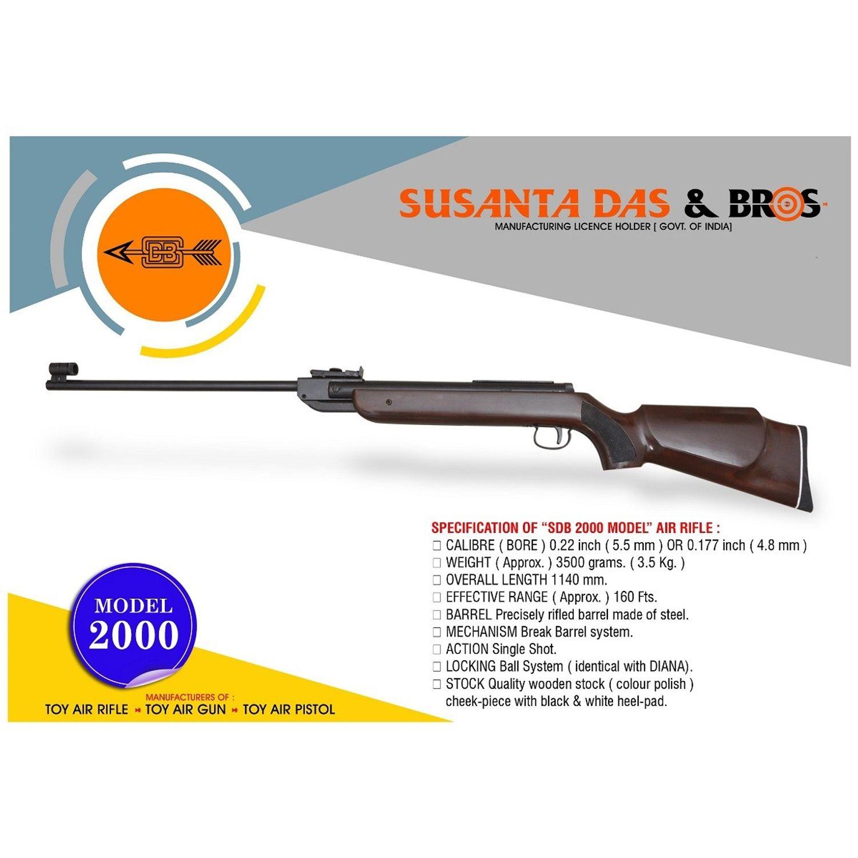 Sdb Model 2000 0177cal45mm | 10500