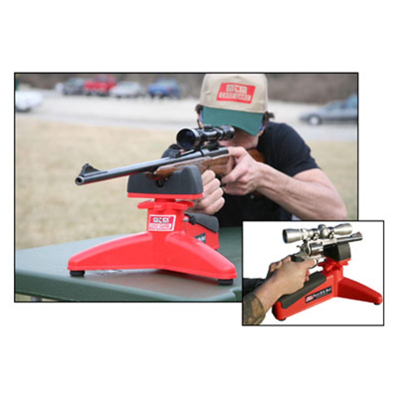 Mtm Shooting Rests Front Rifle Rest Handgun Pistol Rest 4710