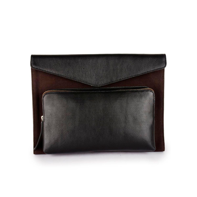 dd4b2875b06e Men's Leather Laptop Sleeve - PRM1307