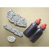 Block printing crafter kit