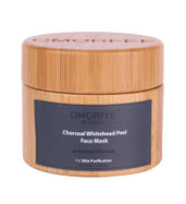 Charcoal White Head Peel Mask