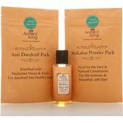 Organic Anti Dandruff Combo Pack 1