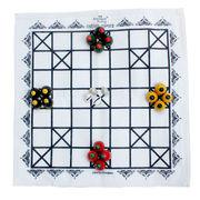Ashta Chamma  / Chowka Bara / Katta Mane / Ludo board game