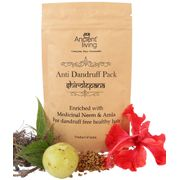 Organic Anti Dandruff Pack -100gm