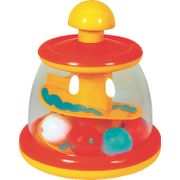Anand Spiral Spin Top Activity Toy