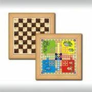 Annie 2 in 1 Chess N ludo