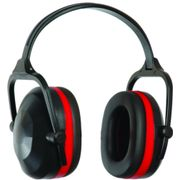 Karam EP22 Ear Muff foldable deluxe with sleeve