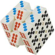 MoFangJiaoShi 3x3 Dice Cube