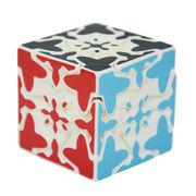 FangCun Rapid 3x3 Mixup Gear Cube White