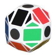 Lanlan Dodecahedron Paint Mask White