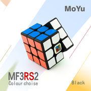 MoFang JiaoShi MF3RS2 3x3 Black