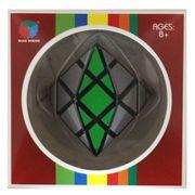 DianSheng 3x3 4-Corner Hexagonal Dipyramid White