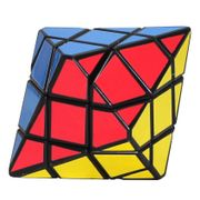 DianSheng 3x3 Hexagonal Dipyramid Black