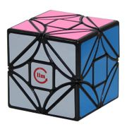FangShi Lim cube 3x3 Dreidel v2 Black