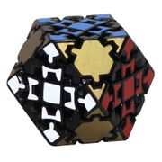 LanLan Gear Tetrakaidecahedron Black
