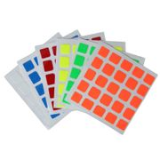 MoYu 5x5 AoChuang/HuaChuang Sticker set