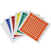 Shengshou 10x10 Sticker set