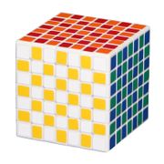 ShengShou LingLong 7x7 mini White