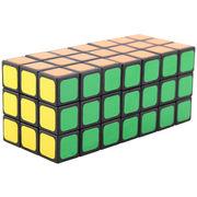 WitEden 3x3x7 Cuboid Black