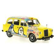 Austin London Taxi Michelin