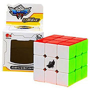 Cyclone Boys Mini 3x3 Stickerlesss (40mm)