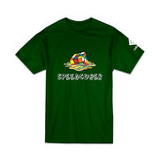 Cubelelo Speedcuber T-Shirt (Green)