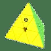 QiYi X-Man Bell Magnetic Pyraminx Stickerless