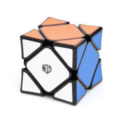 QiYi X-Man Wingy Magnetic Skewb Black