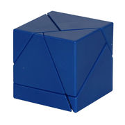 FangShi LimCube 2x2 Ghost Cube Blue