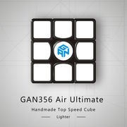 Gans 356 Air Ultimate Edition 3x3 Black