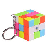 YuXin mini 3x3 Keychain cube Stickerless
