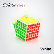 MoYu WeiShi GTS 6x6 White