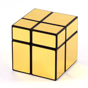ShengShou 2x2 Mirror cube Golden
