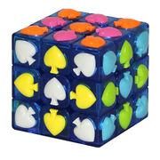 YJ Spade Cube Blue