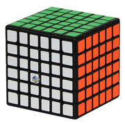 YuXin Red 6x6 Cube Black
