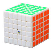 YuXin Red 6x6 White