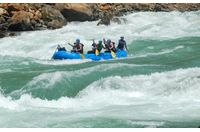 Rafting on Ganga, Byasi (3 Days) (Price on Request)