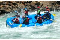 Exciting Rafting + Duckie Rides in Yamuna (3 Days)