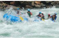 Rafting:  Ganga + Yamuna (3 Days)