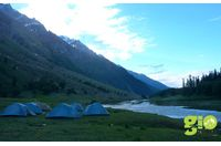 Trek to Bhaba Pass & Chandratal