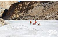Snow Trek: Chadar Experience 5 Days [Ladakh]