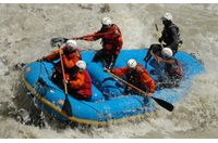 Rafting on Zanskar
