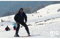 Skiing: Basic Course - Auli 7 Days