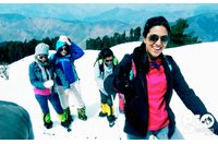 Snow Trek:  Nag Tibba