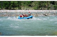 Rafting on Tons (4 Days) (Price on Request)